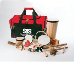 Give percussionists everything they need!