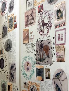 Wallpaper by Rosemary Milner