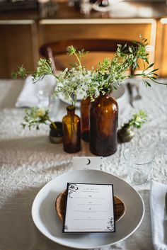 local milk x makr: d.i.y. menus & place cards by Beth Kirby | {local milk}, via Flickr