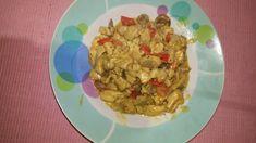 από την Stella WannabeGreat Υλικά: 4 Φιλέτα μπούτι κοτόπουλο Μουστάρδα mix πιπεριών καρίνο έναν Guacamole, Mexican, Ethnic Recipes, Food, Essen, Meals, Yemek, Mexicans, Eten