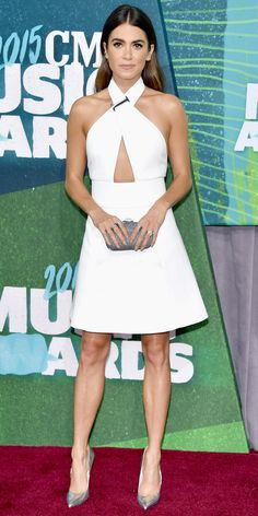 2015 CMT Music Awards Red Carpet Arrivals: See the Best Looks - Nikki Reed from #InStyle - Kaufmanfranco