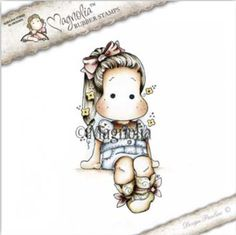 Magnolia Stamps Country Girl 2017 - Country Tilda