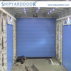 Shipyarddoor is each beautiful and stylish designed models with automatic door is remarkable. Doors that appeals to many industries, long-lasting and useful. Color and size that you specify for special designs are also given. http://www.shipyarddoor.com/