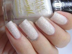 Brit Nails: Barry M Royal Glitter Collection Swatches and Review