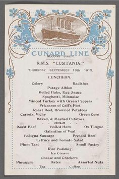 The Unusual Foods Americans Loved A Century Ago: The NY Public Library's digitzed collection of 18000 historical restaurant menus from 1851 to 2008 Funny Vintage Ads, Vintage Menu, Vintage Labels, Vintage Advertisements, Vintage Stuff, Old Recipes, Vintage Recipes, Boiled Ham, Baked Corn