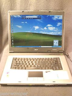 Acer TravelMate Travel Mate 4060 Laptop NoteBook Windows Office WORKING