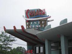 Skylark Diner,   Route 1 and Wooding Ave.  Edison, NJ 08817