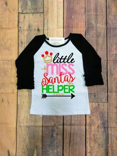 94568dfcef GIrls Icing Ruffle Christams Raglan Toddler Christmas Raglan With Ruffles  Girls Christmas Shirt Cute