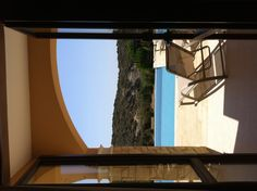 Villas with private pools and great views