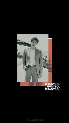 Foto Chanyeol Exo, Baekhyun Chanyeol, Film Texture, Exo Phone Case, Exo Lockscreen, Kpop Posters, Z Cam, Celebrity Dads, Celebrity Style