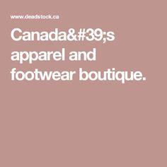 8cb83d61be1c Premier apparel and footwear boutique.