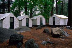 Camp Curry, Yosemite USA