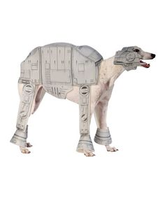 Love this AT-AT Imperial Walker Pet Costume on #zulily! #zulilyfinds