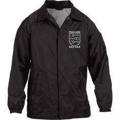 Ukulele Mom Crest Staff Jacket