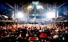 Womb, Tokyo, Japan - Allegedly the home of the largest mirror ball in the world...as well as incredible nights of course... #Nightlife #Experiences #Parties