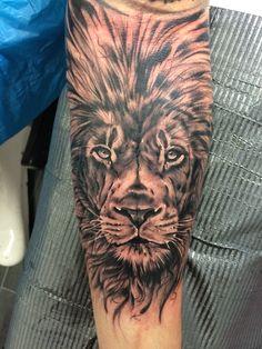 #radicalink #pik21 #tattooreutte #liontattoo #lion #tattoo