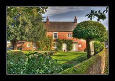 Chawton ~ Jane Austen's house in Chawton.