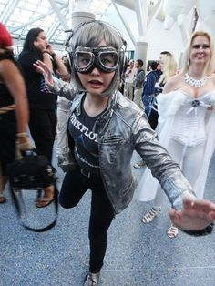 quicksilver cosplay fem - Google Search