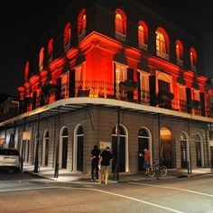 Best Haunted Places in New Orleans