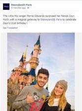 -Zerrie w Disneyland :P