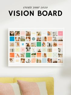 Discover recipes, home ideas, style inspiration and other ideas to try. Vision Board Images, Digital Vision Board, Vision Board Ideas Diy, Vision Board Template, Board App, Goal Board, Affirmations, Attraction, Creating A Vision Board