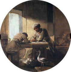 Goya en El Prado: El Comercio