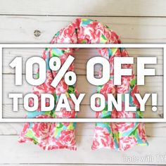 🚨🚨TODAY ONLY!🚨🚨 10% off Neck Wraps!