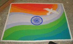 Beautiful Rangoli Design for India Independence Day and Republic Day Rangoli Patterns, Rangoli Kolam Designs, Colorful Rangoli Designs, Rangoli Ideas, Beautiful Rangoli Designs, Independence Day Drawing, Indian Independence Day, Independence Day Images, Art Drawings For Kids