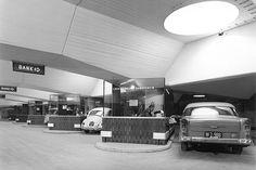 Zeitreise: Parken in der Votivgarage anno 1960 [Seite 4] - 9., Alsergrund - derStandard.at › Panorama Vienna, Volkswagen Beetles, History, Vintage, Beetle Car, Europe, Beetle, Offices, Ladybug
