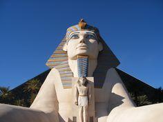 Luxor Hotel & Casino, Las Vegas, NV