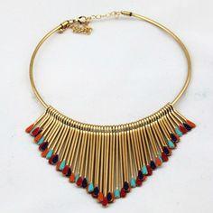 bohemian fashion and jewlery | ... Bohemian Chokers Necklaces Fashion Jewelery