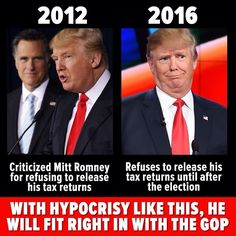 Trump doesn't want the People to see what a Tax Dodging Moocher he really is... Dump Trump!!