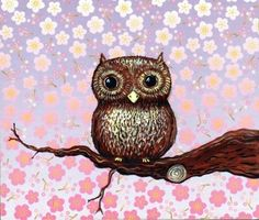 Love this little owl