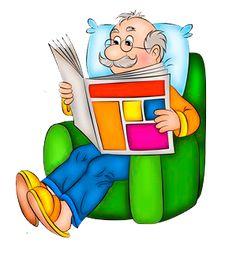 les meli melo de mamietitine - Page 30 Cartoon Familie, Couple Clipart, Image Digital, Art Impressions Stamps, Grandparents Day, Illustrations And Posters, Cute Illustration, Colouring Pages, Digital Stamps