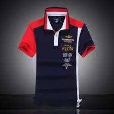 Image result for aeronautica polo t-shirts