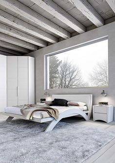 MOONLIGHT by @Crystal Chou Chou Chou Chou Mazzali furniture #bedroom #interiors