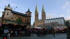 Weihnachtsmarkt Bremen #Bremen #Germany