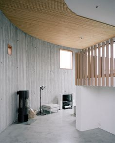 undefinedarchitecture,interior,norway,Trodahl Arkitekter,house,residence,concrete,timber,wood,interior design