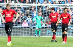 Champions League Spot: Manchester United will have to settle for Europa League football next season after being held by a Huddersfield. Football Results, Champions League Football, Phil Jones, Soccer Predictions, Robin Van, Marcus Rashford, Transfer Window, Latest Sports News, Juan Mata