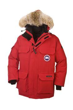 70% BLACK FRIDAY SALE | Canada Goose Expedition Parka Men Red #blackfridayshopping #blackfridaydeals