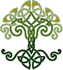Check this out @Meg Walters Reminded me of how you wanted a tree tattoo! (Celtic Tree of Life)