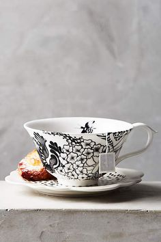 The Bohemian Kitchen Bohemian Kitchen, Unique Coffee Mugs, Black Stainless Steel, Tea Cup Saucer, Chocolate, The Dish, Kitchen Dining, Kitchen Ware, Dining Rooms