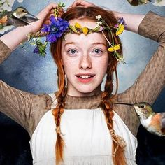 Anne Shirley, Gilbert Blythe, Amybeth Mcnulty, Gilbert And Anne, Anne White, Anne With An E, In And Out Movie, Female Characters, Portrait Photography