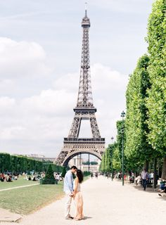 Love in Paris.