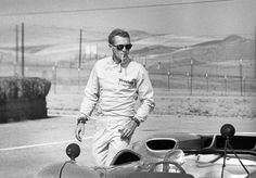steve mcqueen | california 1966