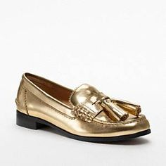 """@Coach """"Haydee"""" tassel loafer are a must have $188, get it here: http://rstyle.me/iftnnbmtu6"""