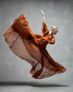 Charlotte Landreau Martha Graham Dance Company | Dresses by Leanne Marshall | Blog — NYC Dance Project (1 of 3)