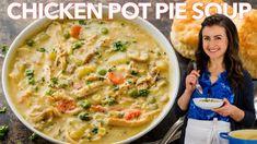 Spaghetti and Meatballs Recipe, Italian Spaghetti and Meatballs Stir Fry Recipes, Soup Recipes, Salad Recipes, Chicken Recipes, Dinner Recipes, Chicken Pot Pie Soup Recipe, Kitchen Recipes, Cooking Recipes, Baked Chicken