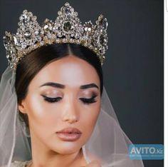 Корона для невесты. Диадема для невесты. Выпускной 2016.Прокат продажа Алматы - изображение 6