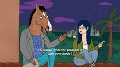 bojack horseman quote - Pesquisa Google
